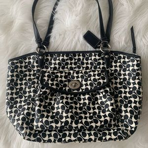 Perfect Outer Condition Coach Bag